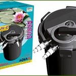 Druckfilter für den Gartenteich