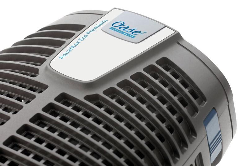 Oase filter bachlaufpumpe aquamax eco premium 16000 for Gartenteich oase