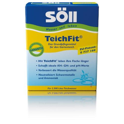 Söll TeichFit - Das Grundpflegemittel für den Gartenteich